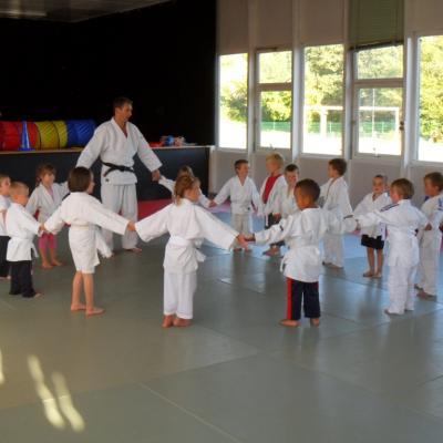 Eveil-Judo